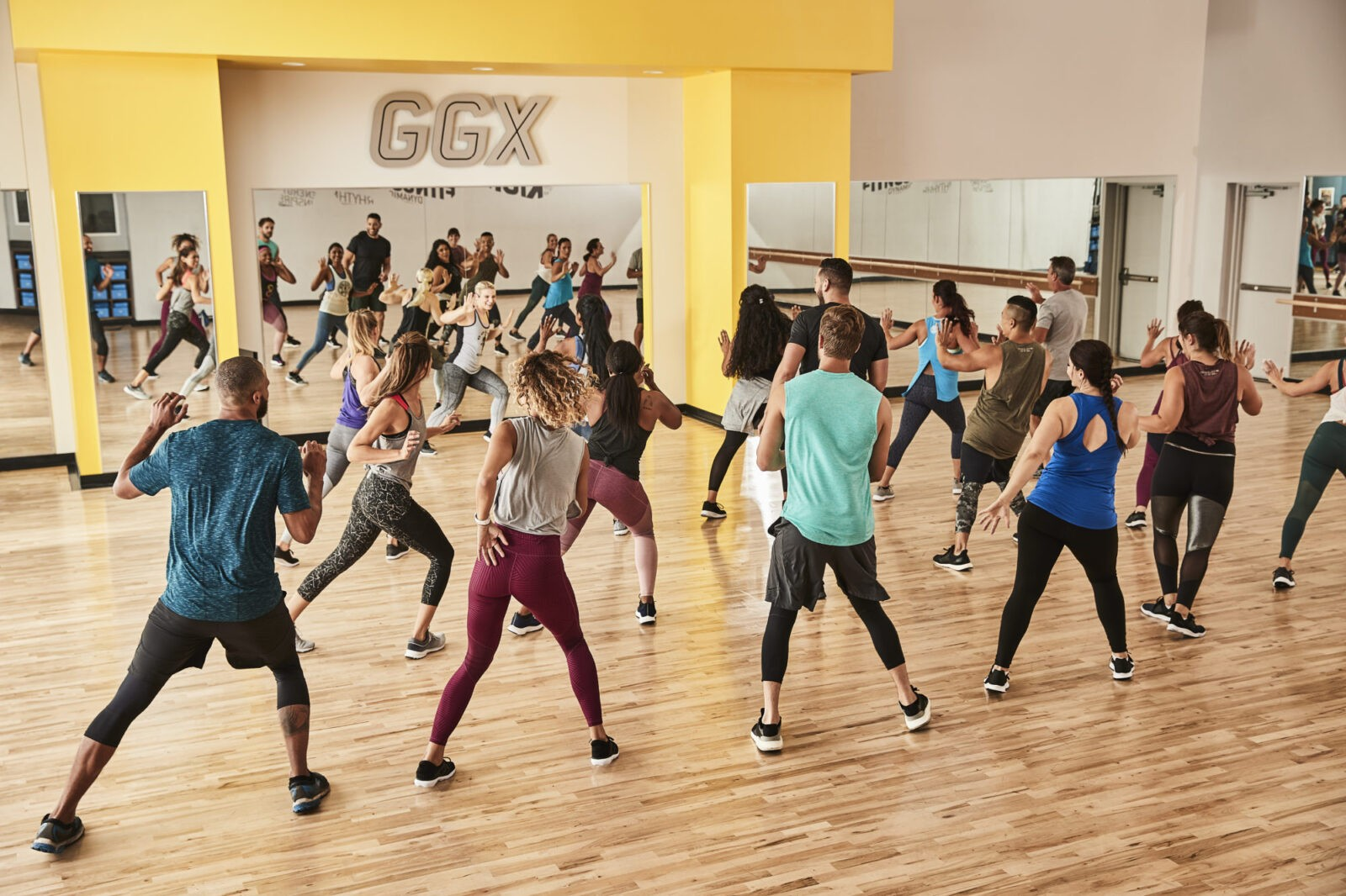 GGX Group Fitness