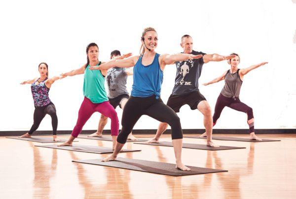 vancouver yoga class
