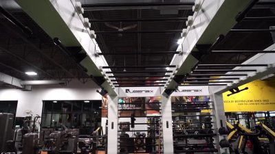golds gym port coquitlam