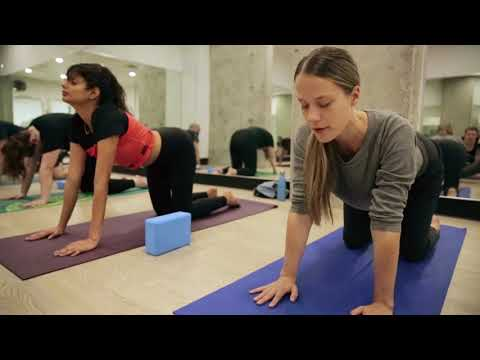 Gold's Gym West Broadway – Infrared Hot Yoga all part of your membership!