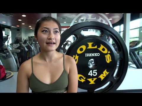 Gold's Gym University Market Place – Member Endorsement