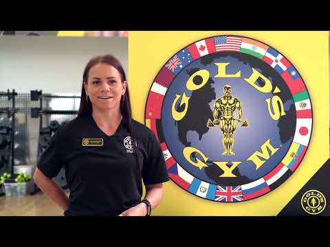 Gold's Gym BC – Cool Down Squat
