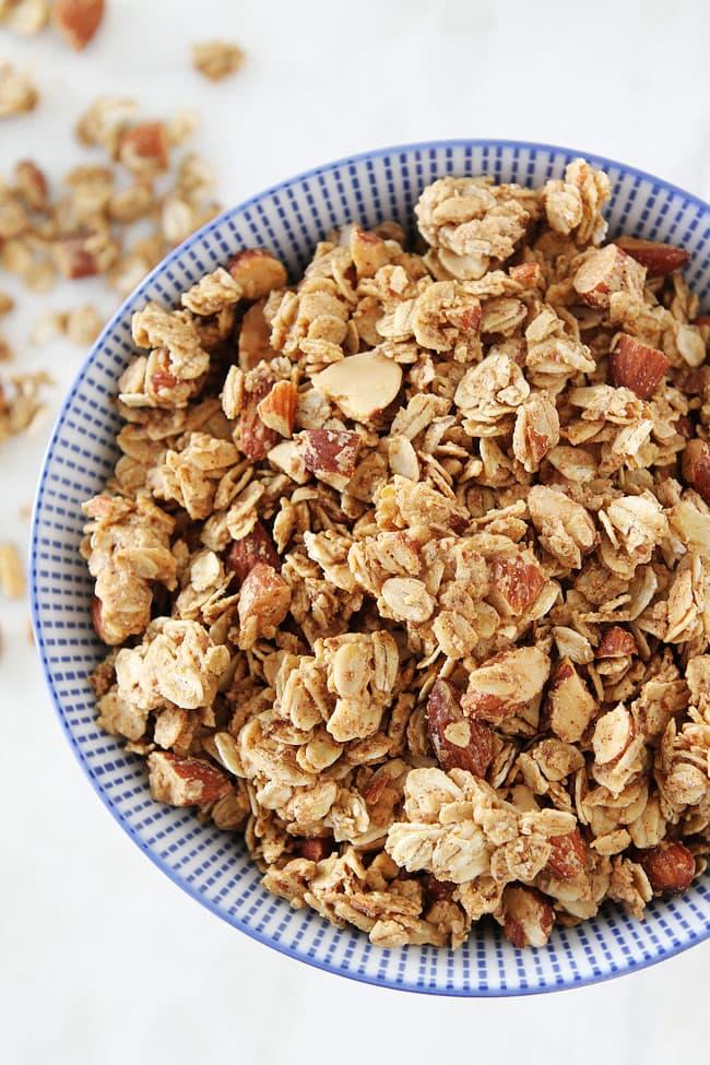 Delicious and healthy Granola – DIY