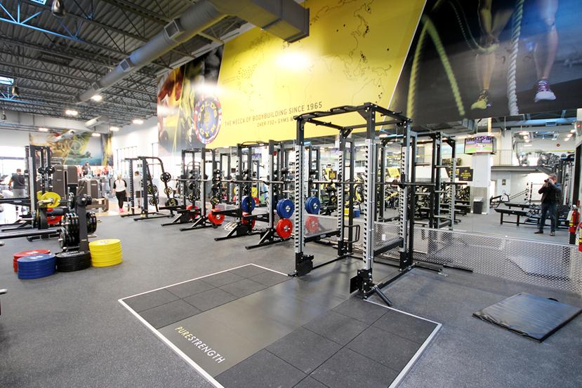 best coquitlam gym