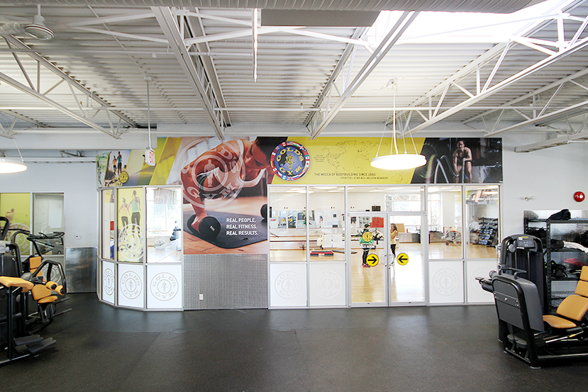 What makes Gold's Gym the best and top rated gym in Langley?