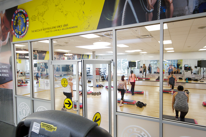 Where's the best gym membership in Langley?