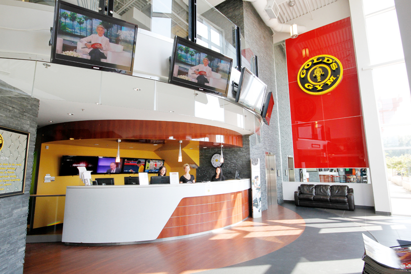 Why should you go to Gold's Gym in Langley?