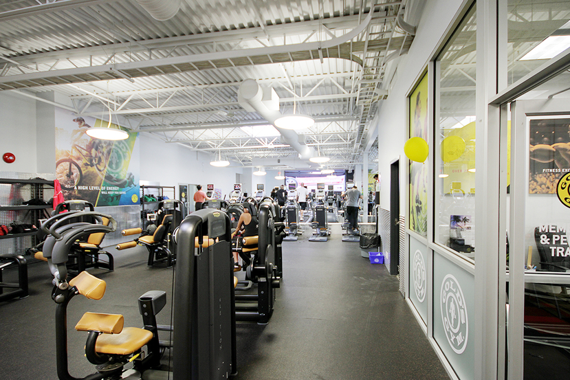 Why get a gym membership in Langley?
