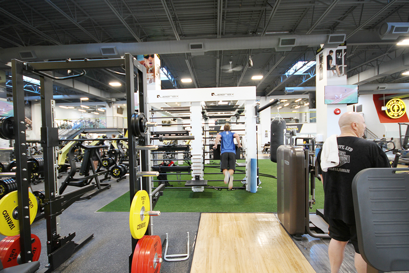 Join a gym in Coquitlam