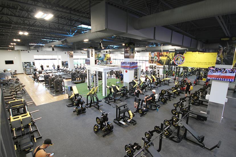 port coquitlam gym