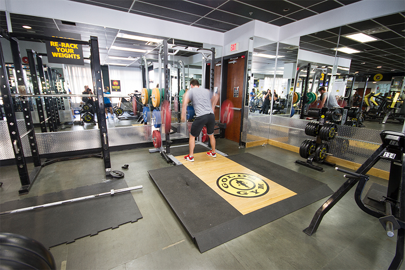 Why get a gym membership in UBC?