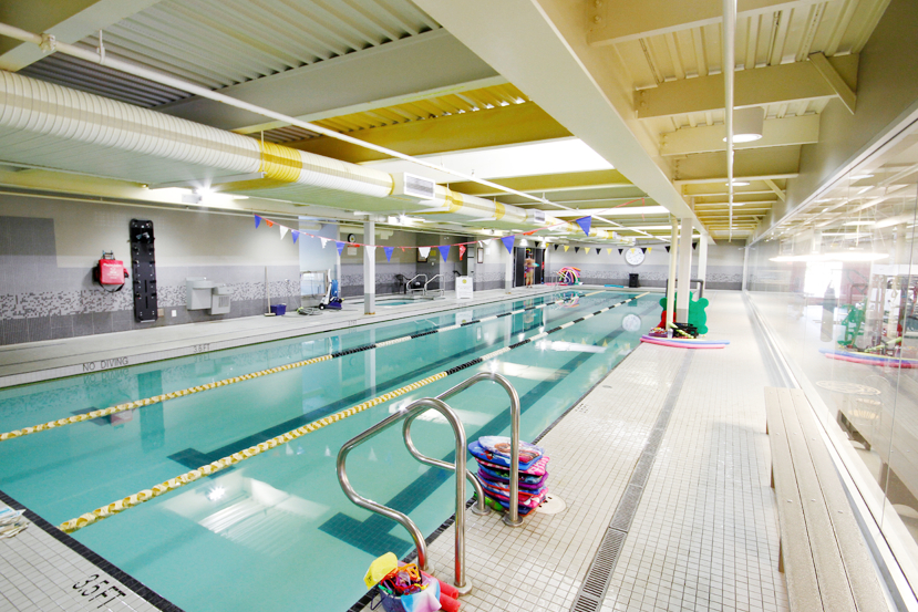 Join a gym in Langley